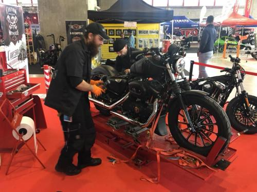 Transformacion Harley Davidson 7297