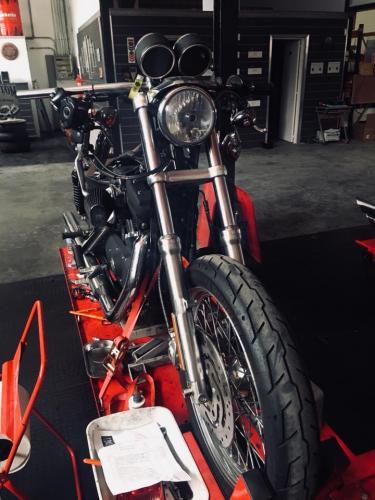 Transformacion Harley Davidson 7335