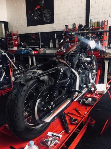 Transformacion Harley Davidson 7337