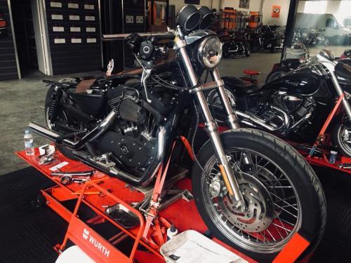 Transformacion Harley Davidson 7338