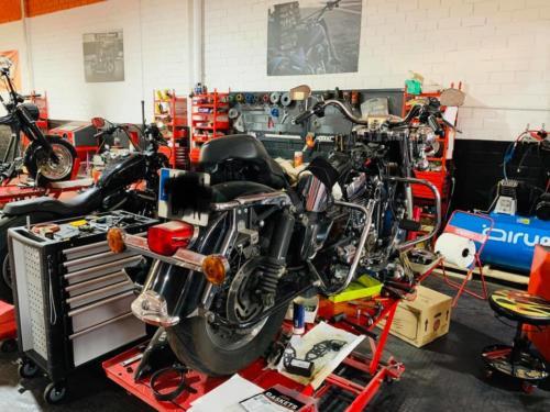 Transformacion Harley Davidson 2019.02.28