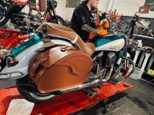 Transformacion Harley Davidson 2019 05 10-12