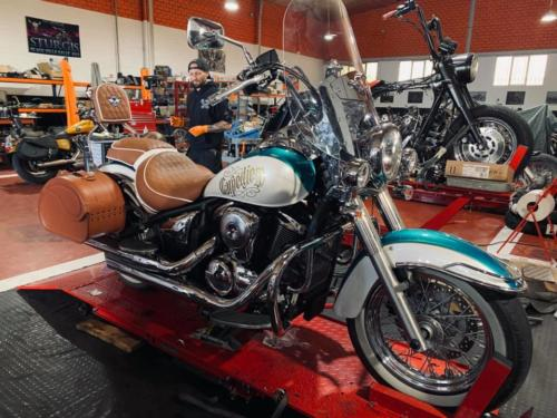 Transformacion Harley Davidson 2019 05 10-15