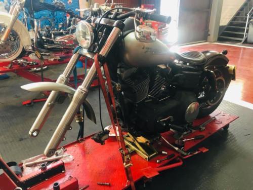Transformacion Harley Davidson 7556