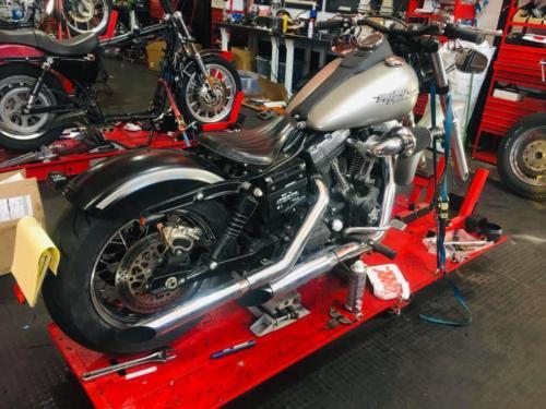 Transformacion Harley Davidson 2018.09.27