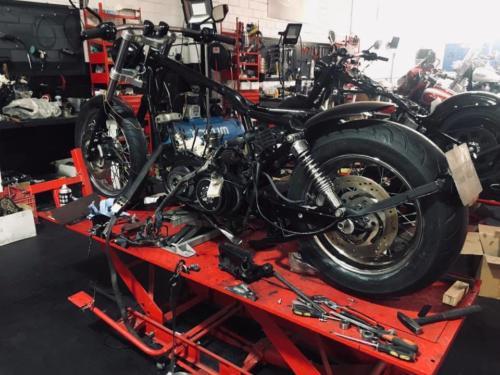 Transformacion Harley Davidson 2019.11.04