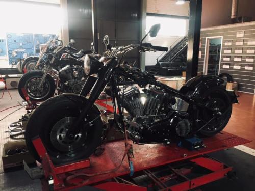 Transformacion Harley Davidson 2019.11.16