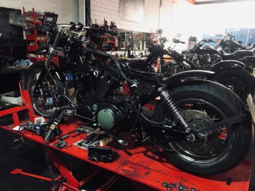 Transformacion Harley Davidson 2019.11.18