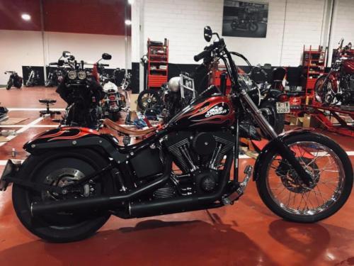 Transformacion Harley Davidson 2019.11.21
