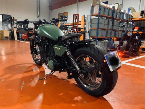 Transformacion Harley Davidson 2020.02.15-18