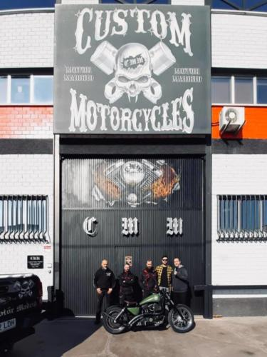 Transformacion Harley Davidson 2020.02.15-19