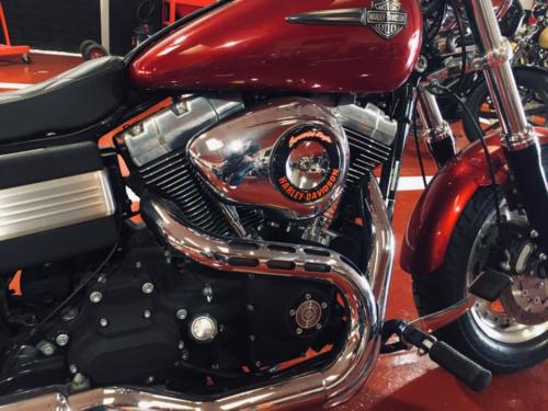 Transformacion Harley Davidson 7562