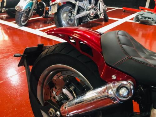 Transformacion Harley Davidson 7567