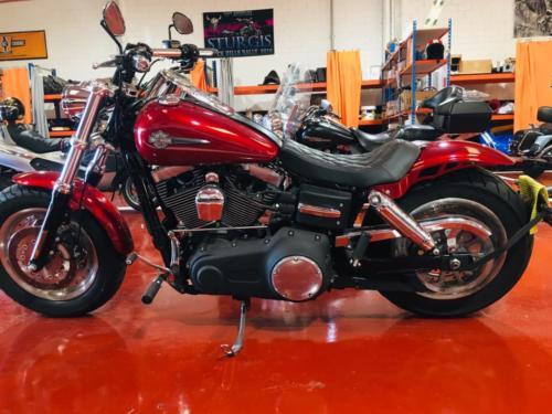 Transformacion Harley Davidson 7570
