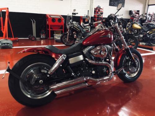 Transformacion Harley Davidson 7573