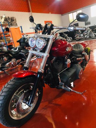 Transformacion Harley Davidson 7575