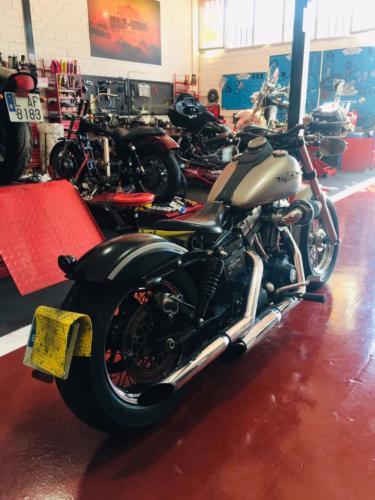 Transformacion Harley Davidson 7578