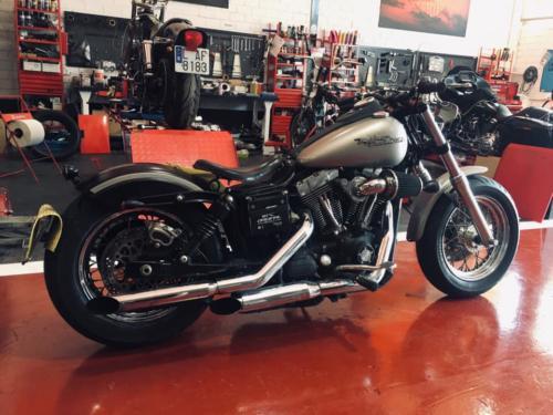 Transformacion Harley Davidson 7579