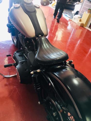 Transformacion Harley Davidson 7586