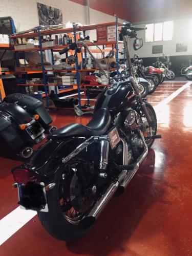 Transformacion Harley Davidson 7589