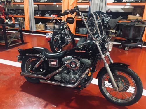 Transformacion Harley Davidson 2018.10.24