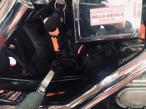 Transformacion Harley Davidson 7595