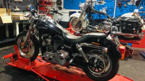 Transformacion Harley Davidson 7598