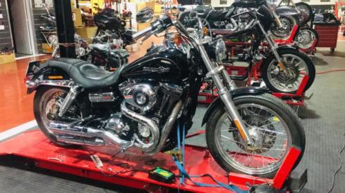 Transformacion Harley Davidson 7601
