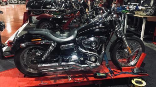 Transformacion Harley Davidson 7603