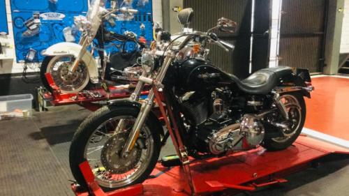Transformacion Harley Davidson 2018.11.01