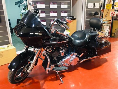 Transformacion Harley Davidson 2018.11.12