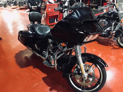Transformacion Harley Davidson 7611