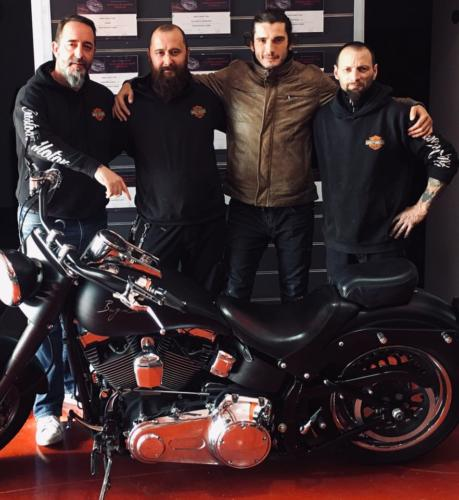 Transformacion Harley Davidson 2018.11.17