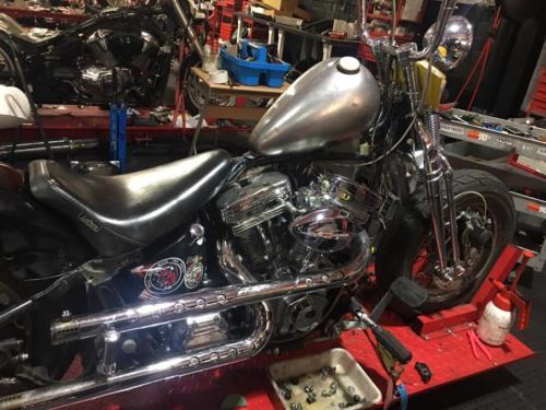 Transformacion Harley Davidson 7623