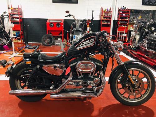 Transformacion Harley Davidson 2018.12.17
