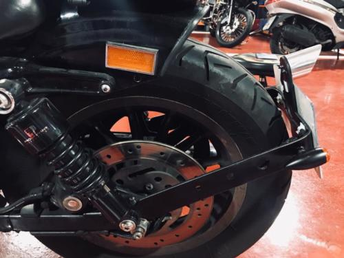 Transformacion Harley Davidson 7628