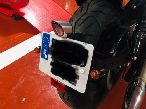 Transformacion Harley Davidson 7631