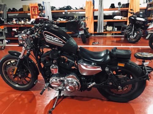 Transformacion Harley Davidson 7632