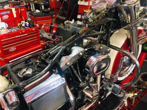 Transformacion Harley Davidson 7636