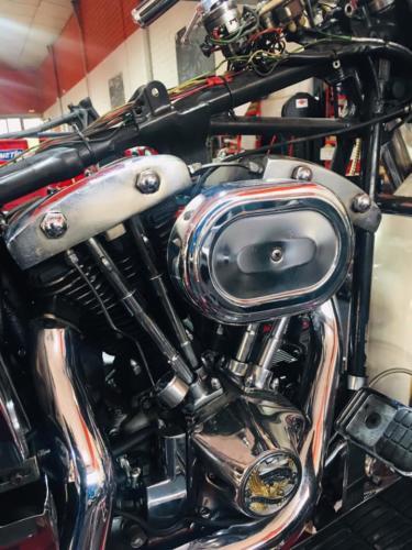 Transformacion Harley Davidson 7637