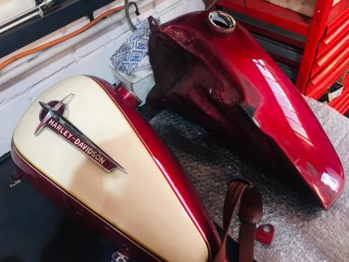 Transformacion Harley Davidson 7638