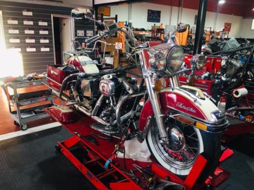 Transformacion Harley Davidson 7639