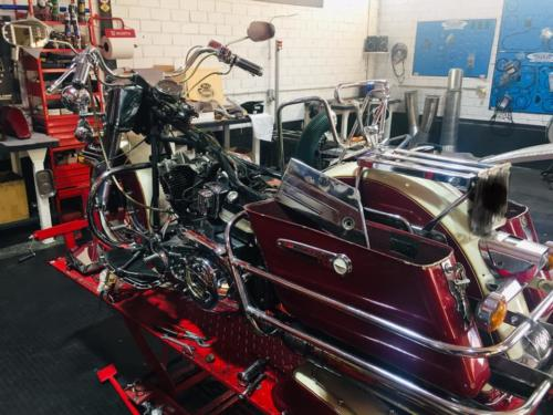 Transformacion Harley Davidson 7640