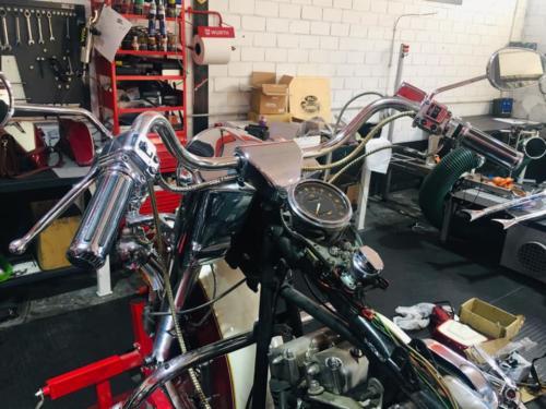 Transformacion Harley Davidson 7642