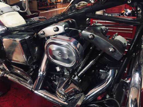 Transformacion Harley Davidson 7643