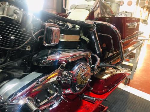 Transformacion Harley Davidson 7644