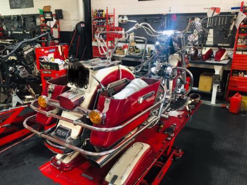Transformacion Harley Davidson 7646