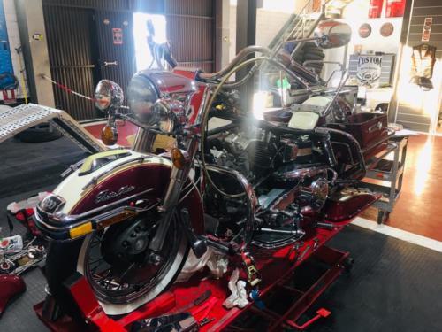 Transformacion Harley Davidson 7651