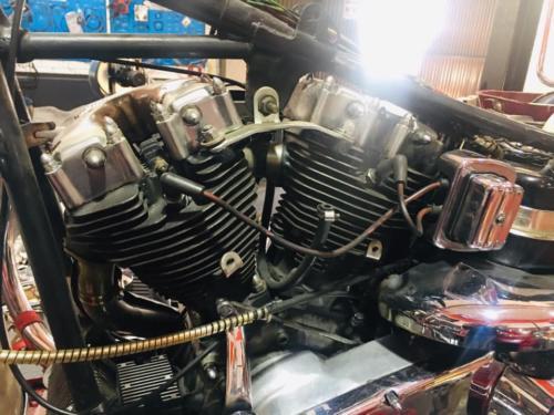 Transformacion Harley Davidson 7653