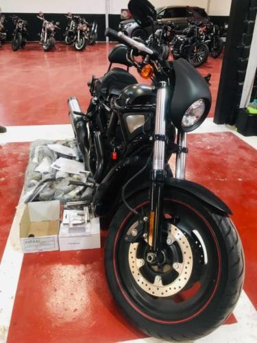 Transformacion Harley Davidson 2019 07 12-13